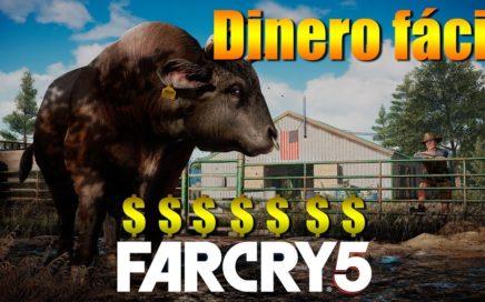 Far Cry 5 - Dinero rápido e infinito