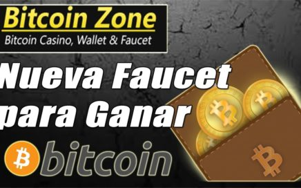 FreeBitcoinZone Explicación Completa | Nueva Faucet para Ganar Bitcoin 2018 | Gokustian