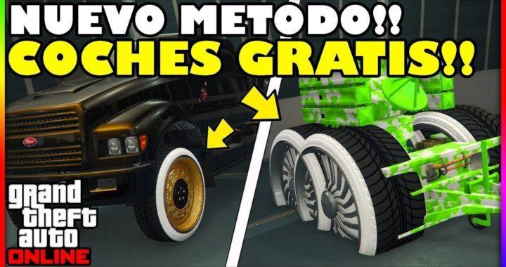 FUNCIONANDO TRUCAZO 1.43 *TODOS LOS VEHÍCULOS GRATIS!* GTA 5 ONLINE 1.43 COCHES GRATIS! PS4/XBOX/PC