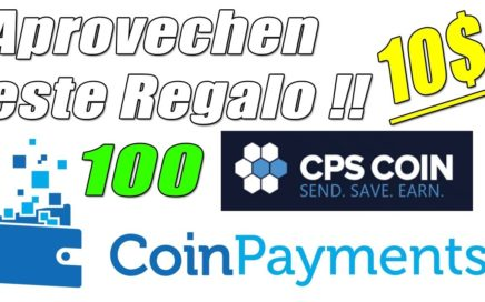 Gana 10$ Gratis por tan solo registrarte en esta Página | Noticias Coinpayments | Gokustian