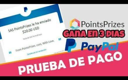 Gana $20.00 USD En 3 Dias Para PayPal Por Jugar Y Ver Anuncios +Comprobante De Pago!! 2018