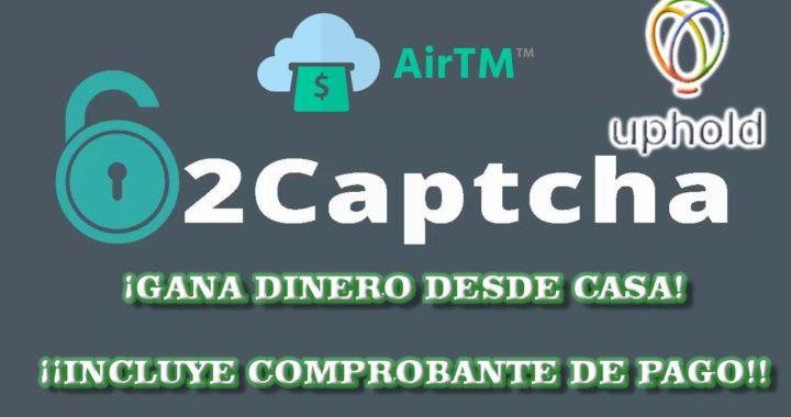 ¡GANA DE 1 A 2 U$D DIARIOS DESDE CASA! + COMPROBANTE DE PAGO.