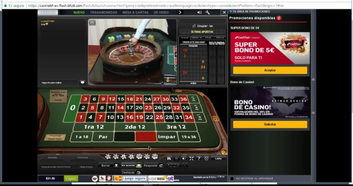 Gana dinero con la estrategia levels para Ruleta + Lotería semanal