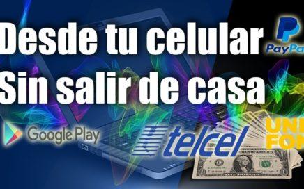 Gana Dinero Desbloqueando Tu Celular || 2017 - 2018