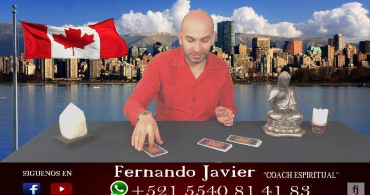 GANA DINERO EN CANADÁ PREDICCIÓN CANADÁ 2018 FERNANDO JAVIER COACH ESPIRITUAL 