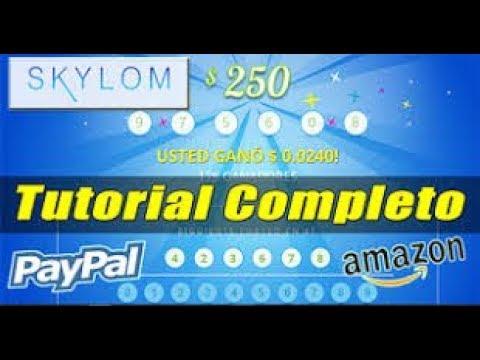 Gana Dinero Facil Con Skylom-PayPal-100$ Al Mes/JhanVnzla