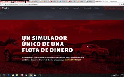 GANA DINERO SIN INVERSIÓN USD $$$$$$-MOTORMONEY-MI TESTIMONIO REAL EN LAS INVERSIONES