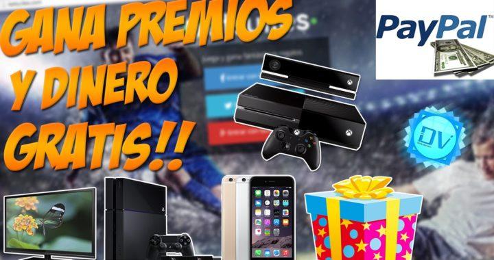 Gana Dinero y Premios Gratis 2015   PayPal, iphone 6, TV, Minecraft Premium, ipad
