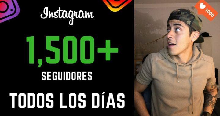 Gana Miles de Seguidores en Instagram TODOS LOS DÍAS | Más Seguidores en Instagram con Instagram Ads