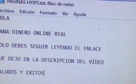 Ganar Dinero por Internet $200 usd Diarios