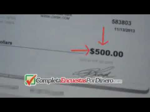 Ganar Dinero Rapido Y Facil - Completa Encuestas Por Dinero