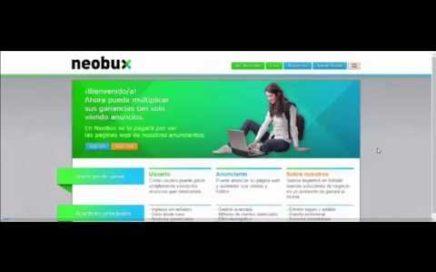 ganar dinero rápido y fácil con neobux