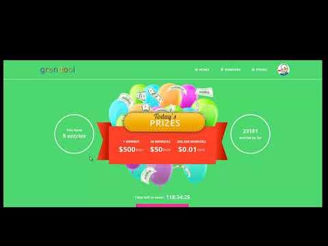 Grandool: gana dinero Venezuela (Nueva pagina similar a Baymack, Skylom y Flamzy) abril 2018