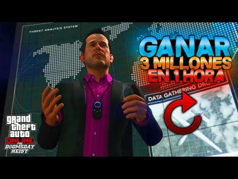 GTA 5 | GANAR 5.000.000$ ILIMITADAMENTE 100% LEGAL METODO FACIL INPARCHEABLE 1.43