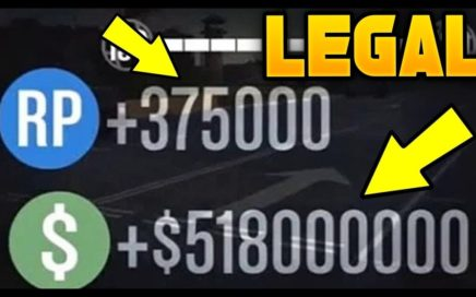"GTA 5 Online METODO DINERO & RP INFINITO LEGAL 1.39 ""GTA 5 GANAR DINERO RAPIDO"" (PS4, PS3, XBOX, PC)"