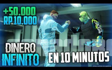 GTA 5 ONLINE METODO PARA GANAR MUCHO DINERO EN POCO TIEMPO 100% LEGAL! ONE PS4 PC