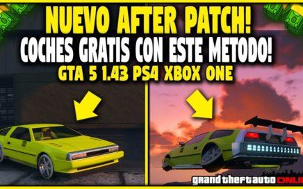 GTA 5 ONLINE - NUEVO TRUCO AUTOS GRATIS - SIN ESPERA NI INSTALACIONES - GTA V NUEVO GLITCH 1.43