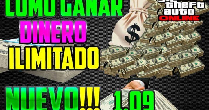 GTA V Online| Ganar Dinero Funcionando