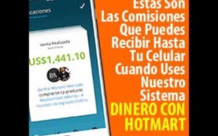 HAGAMOS DINERO CON  HOTMART