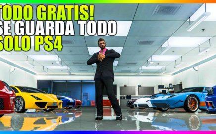 *INCREÍBLE* COMO TENER TODO GRATIS EN GTA 5 ONLINE! 1.43 [NUEVO TRUCO DINERO INFINITO]