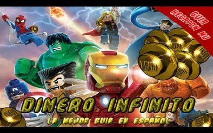 LEGO Marvel Super Heroes DINERO INFINITO La mejor guia en Español