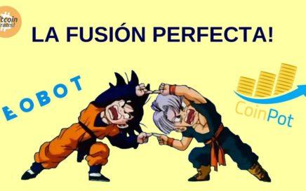 Mejor Estrategia Eobot Coinpot para Ganar Bitcoins Gratis: La fusión perfecta!! HD (2018)