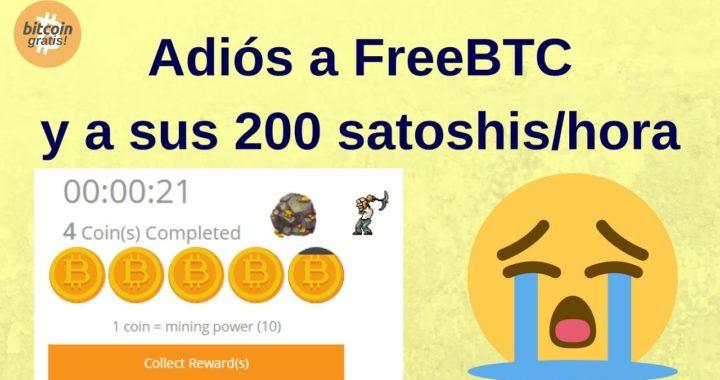 Mejor Estrategia para Ganar Bitcoins: FreeBTC cierra!! HD (2018)