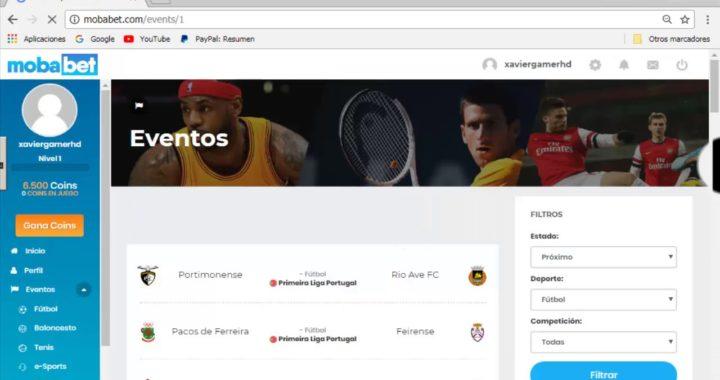 MOBABET// LA MEJOR PAGINA PARA GANAR DINERO POR INTERNET EN VENEZUELA 2018