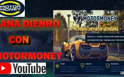 Motormoney Una de Las Mejores Paginas Para ganar Dinero Diario