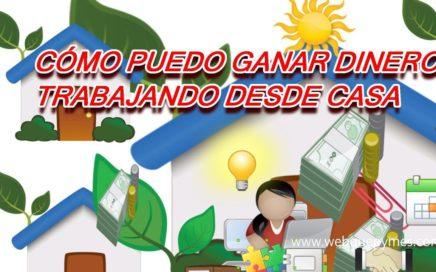 **NEW** COMO PUEDO #GANAR DINERO TRABAJANDO DESDE #CASA