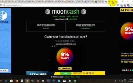 Noticias Moon Cash (Cambia de Dominio) | Gokustian