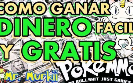 NPC que dan más dinero KANTO - PokeMMO