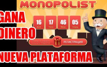 NUEVA INVERSION MONOPOLIST GANA 35% MENSUAL