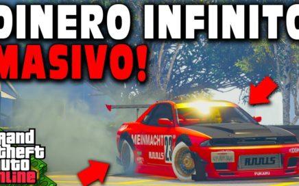 NUEVO! EL MEJOR TRUCO PARA GANAR DINERO EN GTA 5 ONLINE - MUY FACIL GTA 5 DUPLICAR MASIVO (PS4 XBOX)