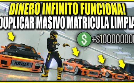 NUEVO! TRUCO DINERO INFINITO DUPLICAR MASIVO *PERFECTO*! GTA 5 ONLINE (PS4 Y XBOX ONE)