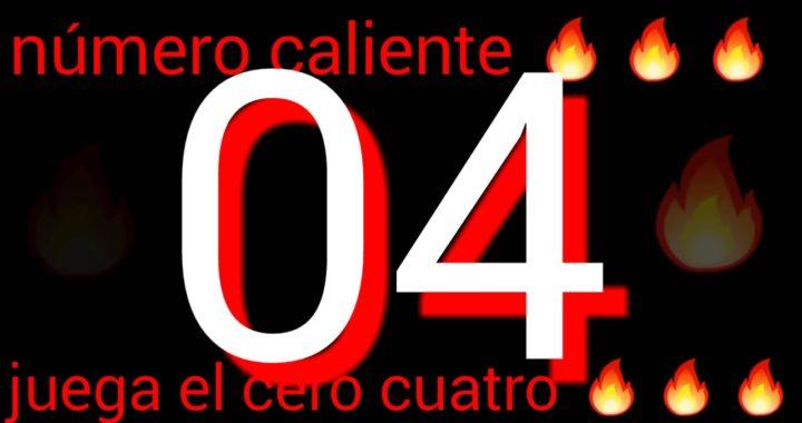 NUMERO CALIENTE PARA HOY 25 DE ABRIL PARA TODAS LAS LOTERIAS