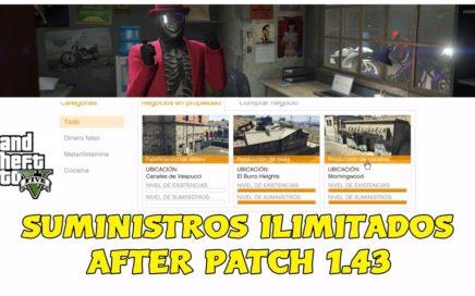 (PARC) NUE AFTER PATCH GTA5 TRUCO SUMINISTROS ILIMITADOS PERMANENTES PARA POBRES Y RICOS PS4 XBOX PC