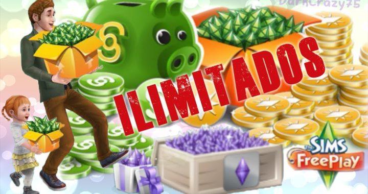 PS, PV y Simoleones ILIMITADOS - Android & iOS (Abril/Mayo 2018 v5.37.1)    Sims Freeplay MOD APK