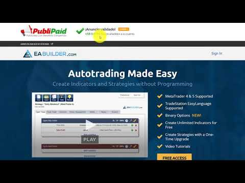 PUBLIPAID   Gana $3 52 Dólares al Dia Viendo Anúncios  Paypal