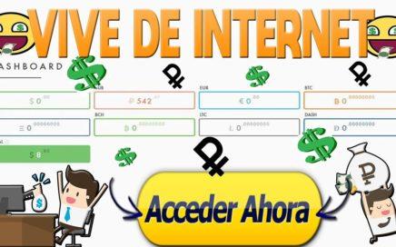 ¿Quieres Vivir de Internet? Este vídeo es para ti | Ganar Rublos | Ganar Rublos Gratis