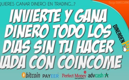 ¡Scam! INVIERTE Y GANA DINERO TODO LOS DIAS SIN TU HACER NADA CON COINMINE | BITCOIN | PAYEER | USD