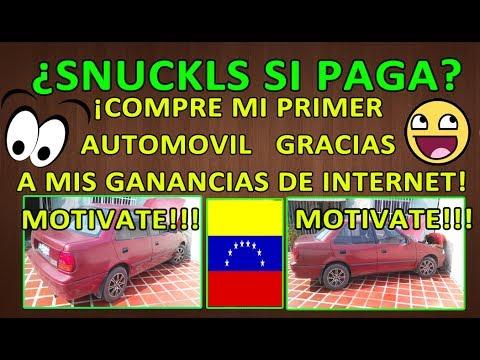 ¿ Snuckls Si Paga ? Motivate! Gana Dinero Por Internet! NEW 2017