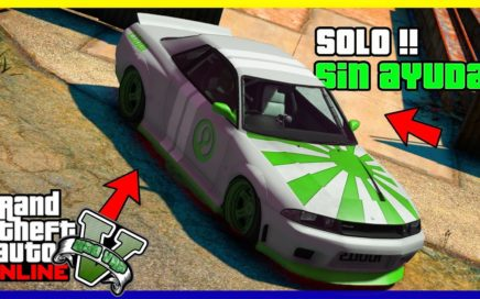 "SOLO SIN AYUDA!! DINERO INFINITO SUPER FACIL ""GTA V ONLINE"" [ PS4 - XBOX ONE - PC ]"