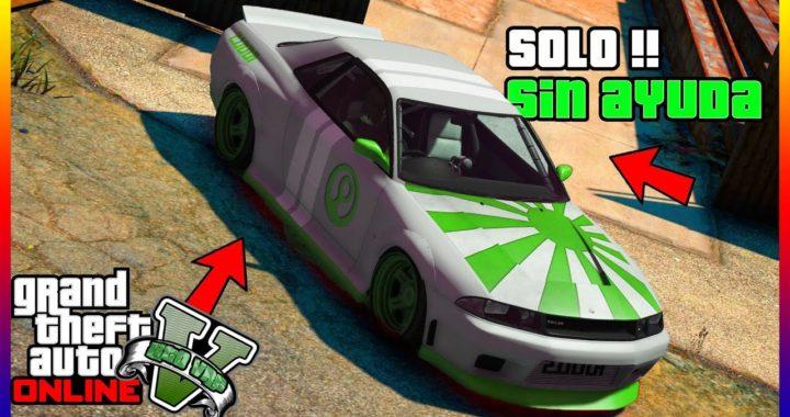 """SOLO SIN AYUDA!! DINERO INFINITO SUPER FACIL """"GTA V ONLINE"""" [ PS4 - XBOX ONE - PC ]"""