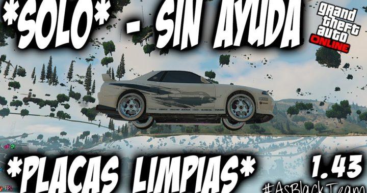 *SOLO* - SIN AYUDA - DUPLICAR COCHES - GTA 5 - PLACAS LIMPIAS - SESION x INVITACION - (PS4 - XB1)
