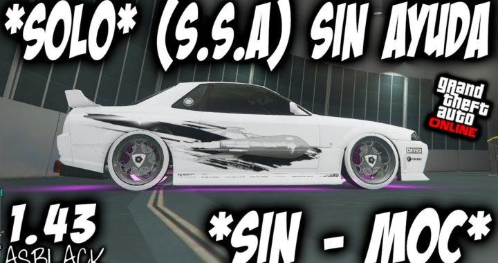 *SOLO* - SIN AYUDA - DUPLICAR CUALQUIER COCHE - GTA 5 - *SIN CENTRO OPERACIONES* - (PS4 - XBOX One)