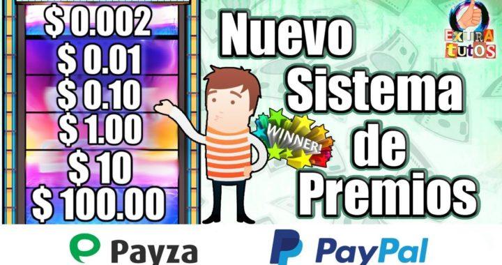 Timebucks | Nuevo Sistema de Premios | Dinero Gratis para Paypal y Payza