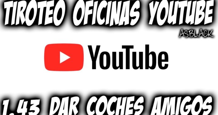 TIR0TEO EN LAS OFICINAS de YOUTUBE *NOTICIA* - REGALAR COCHES a AMIGOS - GTA 5 - (PS4 - XB1)