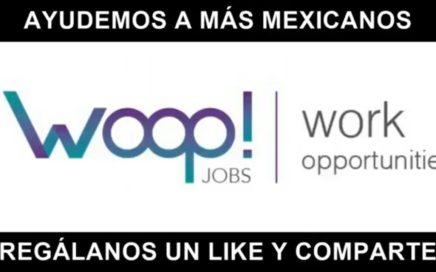 Trabaja desde casa, ¿cómo ganar dinero desde tu celular? Woop Jobs - app para conseguir trabajo