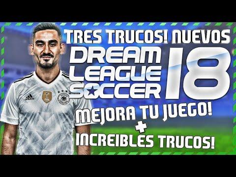 TRES TRUCOS INCREÍBLES PARA DREAMS LEAGUE SOCCER 2018! MEJORA EN TU JUEGO